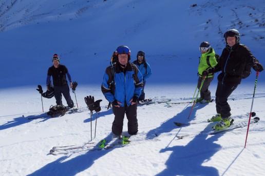 ski-tourers